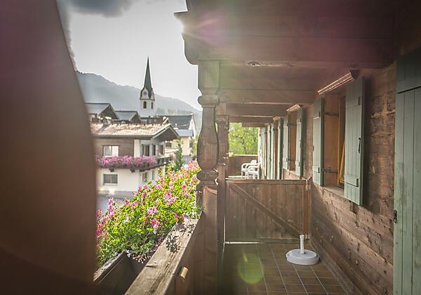 Haus Garden in Ellmau am Wilden Kaiser_Essecke @Ma