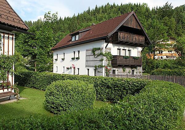 Haus Grete Hinterstoder: Idylle mitten im Dorf