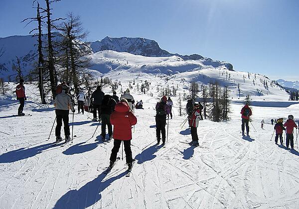 Ski-Resort Hinterstoder Höss Haus Gretei Wallner