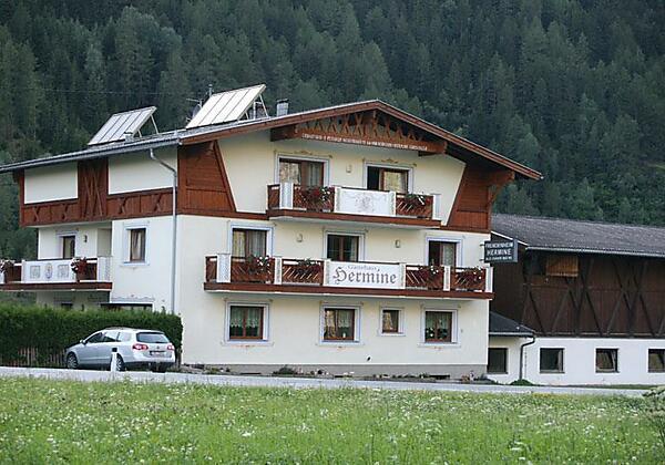 Haus Sommer Haus Hermine