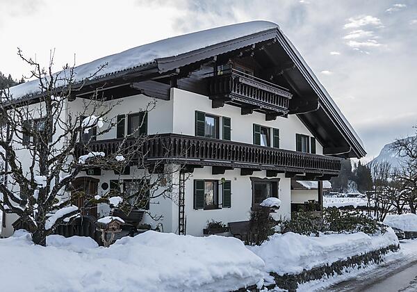 Vorzimmer Appartement Naturgenuss