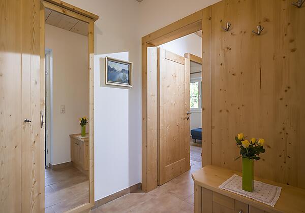 Küche Appartement Naturgenuss