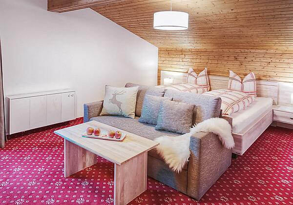 Appartement Bergblick
