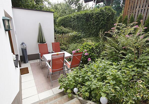 Kuschelnest Terrasse