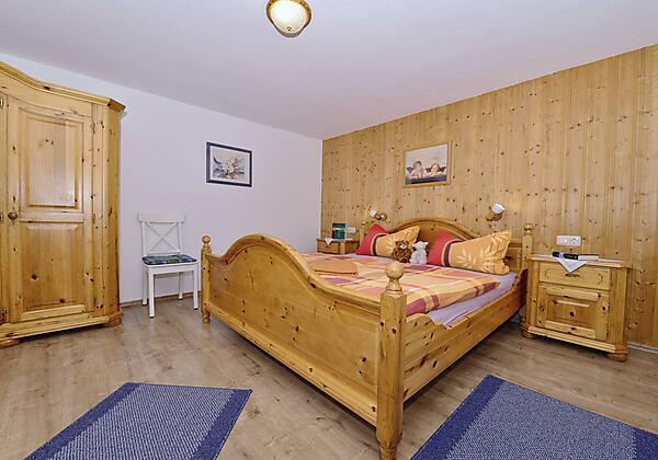 Schlafzimmer Nr.1 in Fewo 1