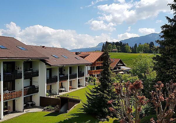 Haus Obermaiselstein - Sommerurlaub im Allgäu