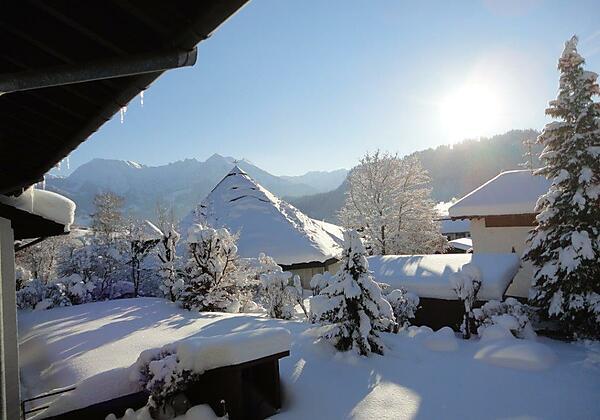 Haus Obermaiselstein - Winterurlaub im Allgäu
