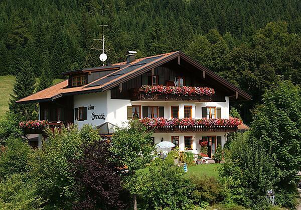 Unterkunft Haus Ornach