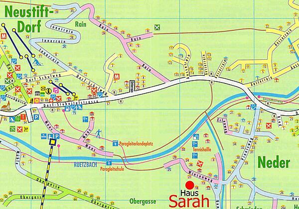 Haus Sarah - Ihr Urlaubsdomizil
