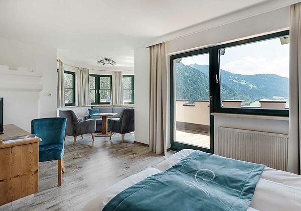 Söll_Hotel_AlpenSchlössl_Zimmer_WilderKaiser