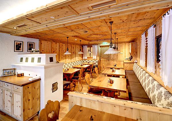 Arnikastube im Hotel Arnika in Ischgl