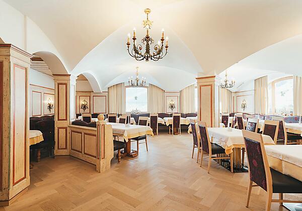 Speißesaal - Frühstücksraum