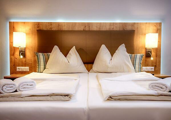 Hotel Bergkristall Doppelzimmer