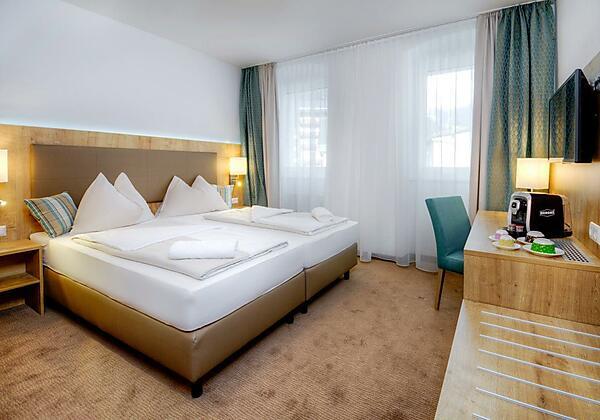 Hotel Bergkristall Aussenansicht