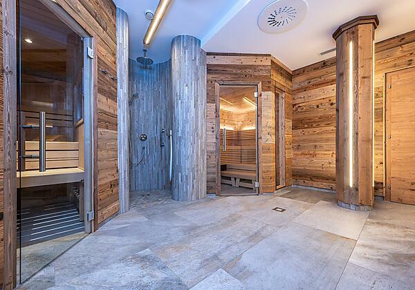 Sauna das Stoaberg Leogang