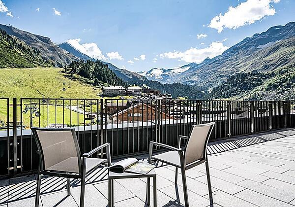 Skiurlaub im Hotel Edelweiss & Gurgl