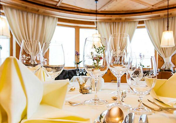 Hotel Edelweiss Restaurant