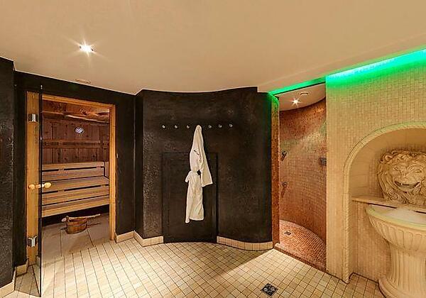 Hotel Edelweiss Sauna
