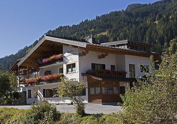 Ansicht Haus Sommer
