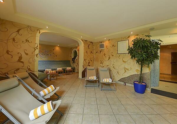 Wellnessbereich Hotel Flattacher Hof