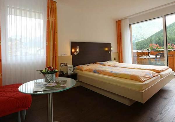Doppelzimmer im Hotel Garni Feehof