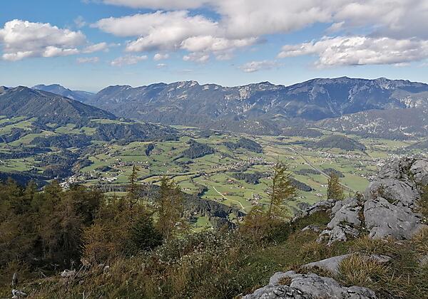 Spezialitäten aus der Region zum Frühstück