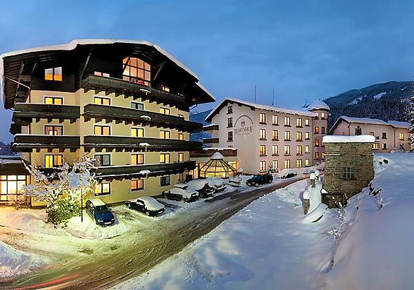 Gesundheitszentrum Baerenhof Bad Gastein Winter