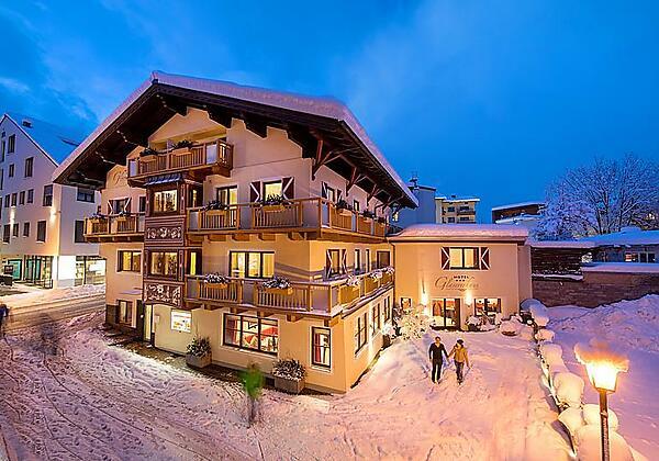 Hotel Glasererhaus _Winteransicht