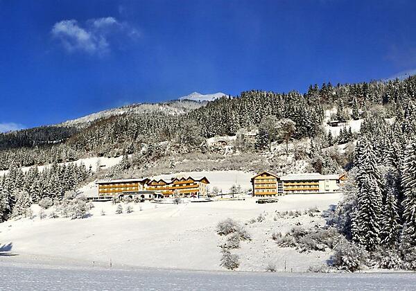 Glocknerhof Winter Tal