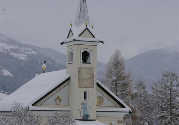 Kapelle Winter 1