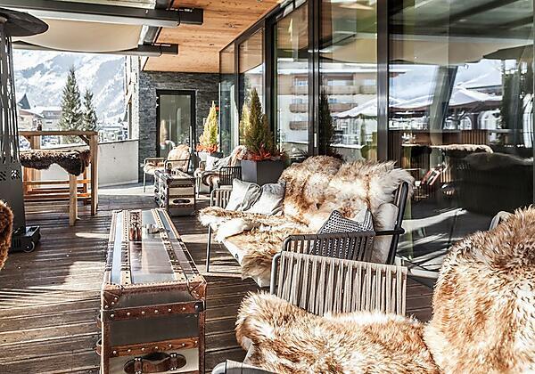 Lounge-Terrasse