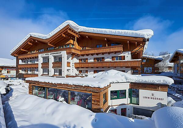 Hotel Lohningerhof Winter