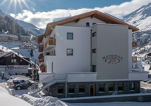 Hotelansicht Norden