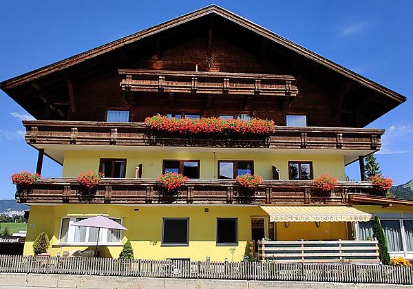Balkone Hotel Metropol Seefeld