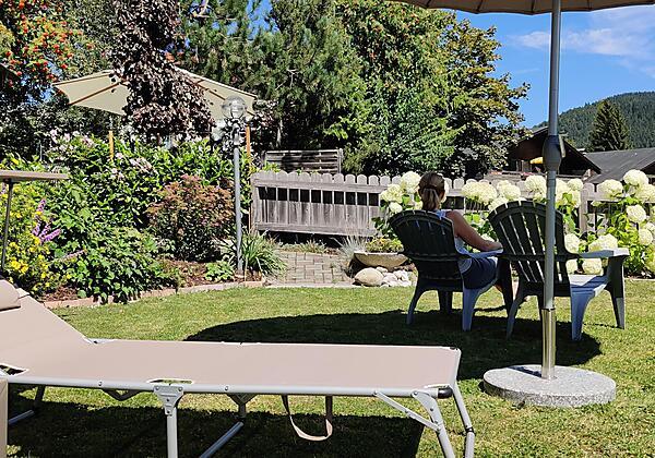 Sauna Hotel Metropol Seefeld in Tirol