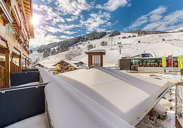 Hotel Nesslerhof im Winter