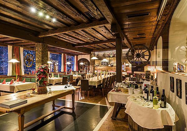Restaurant / Frühstücksraum2