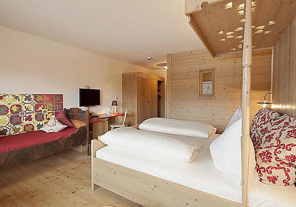 Doppelzimmer Allgäu Feeling im Hotel Oberstdorf