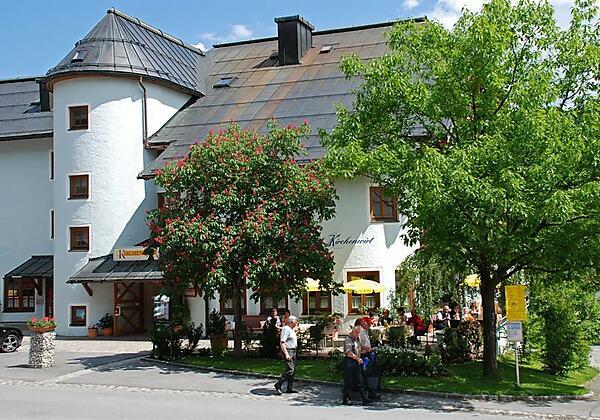Hotel - Restaurant Kirchenwirt Russbach