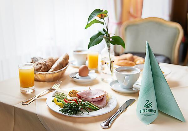 Kulinarik im Stefanihof