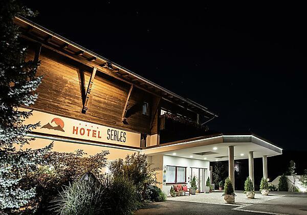 Hotel Serles Buffet