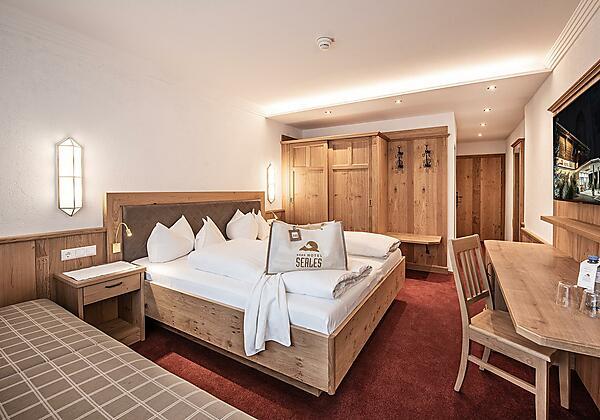 Hotel Serles Whirlpool