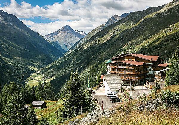 Hotel Silbertal