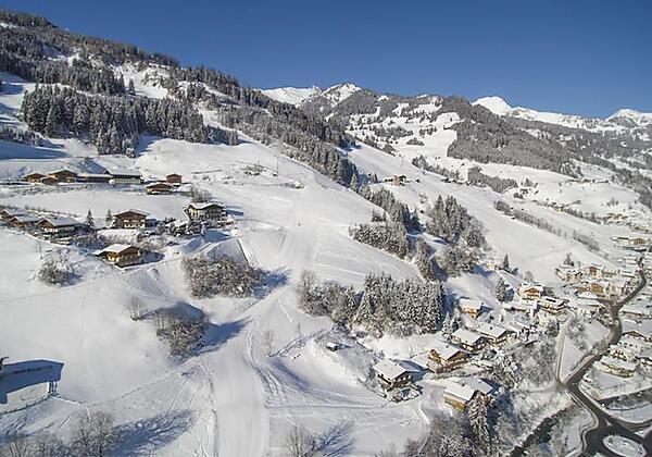 Hotel-Sonnhof-Grossarl-Lage-Winter