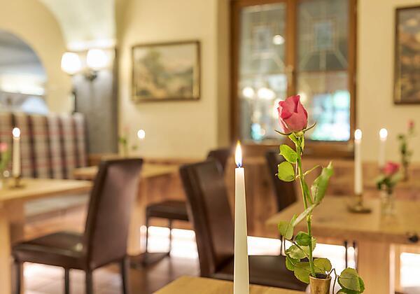 Weinverkostung im Hotel St. Georg Zell/See