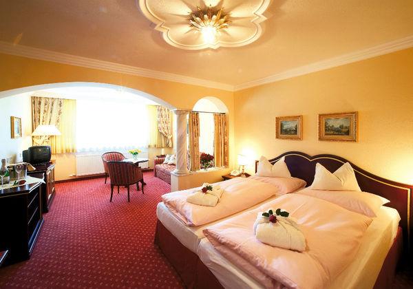 Das Hallenbad im Hotel Steiner in Obertauern