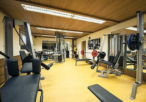 Hotel Stubai Fitnessraum
