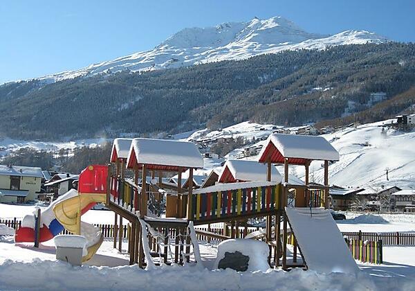 Hotel Sunny  Sölden Kinder Spielplatz