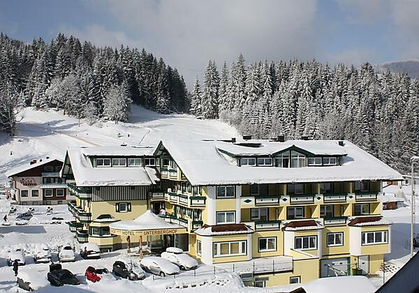 Hotel Unterberghof im Winter