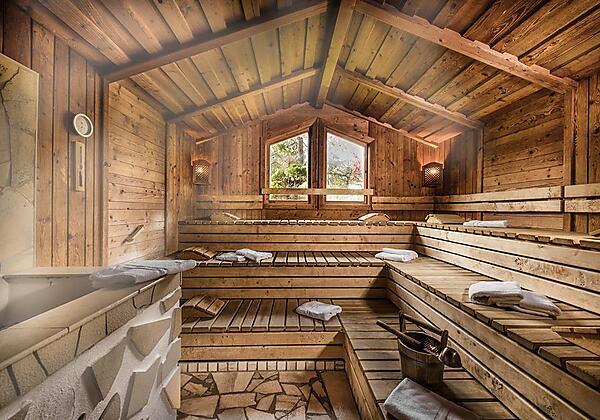 Landhaus-Sauna I